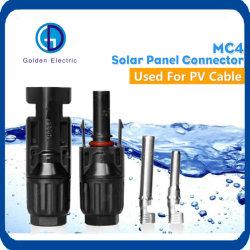 Connettore di cavo del sistema di energia solare Mc4, Ce TUV e connettore di cavo solare del certificato Mc4 PV dell'UL