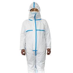 Надежные одноразовые личная защитная одежда общего уровня безопасности