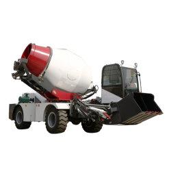 Impianto di miscelazione del piccolo cemento di Forload, betoniera aggregata calda portatile mobile