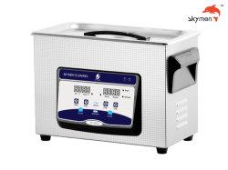 Rondelle de l'outil de cuisine nettoyeur ultrasonique avec Digital Contrôle Timer