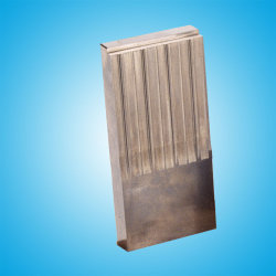 China High Precision Profile Grinded Ceramic Punch Voor Stamping Dies