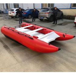 O PVC/Hypalon Velocidade Alta Catamarã Sail Barco de Pesca