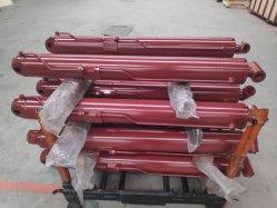 Edelstahl Compact Hydraulikzylinder Luftzylinder für Bauaufbauten