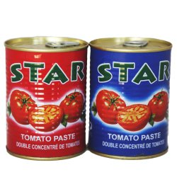 集中されたTomato Paste 830g Tins