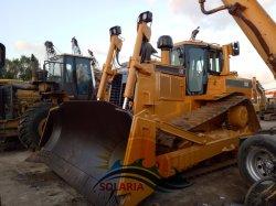 Используется Caterpillar D8r бульдозер оригинал Cat D8r гусеничный трактор