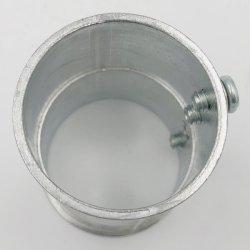 Het Type van Setscrew van de Koppeling van de Montage EMT van de Buis van de Koppeling EMT van het staal/het Type van Compressie