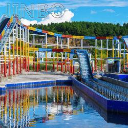 Plus excitant jeu adulte Aqua Park frisson Splash Flume et manèges aquatiques pour la vente