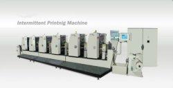 カラー高速PSの版の断続的な印刷機械装置