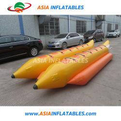 10 personne gonflable flottante battant le bateau banane pour l'eau Entertainment