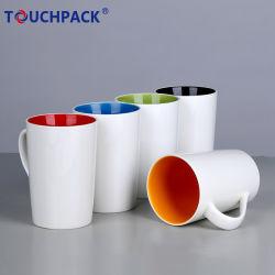 11oz mug sublimation blanc céramique revêtement intérieur