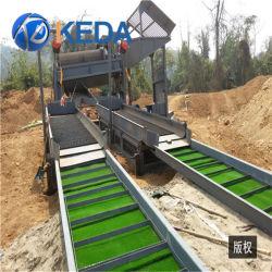 Cina Produttore Gold Mining Trommel Trommel schermo Scrubber