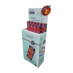 紙製ポップ・カードボード・ダンプ・ビン・ディスプレイ・ビン小売業向けの展示品