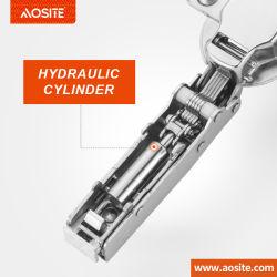 Um08e mudança de clipe da dobradiça da porta de dobradiça hidráulica ferragens