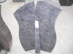 Натуральный камень серого гранита памятник Tombstone Cremetery SF-075 для сада