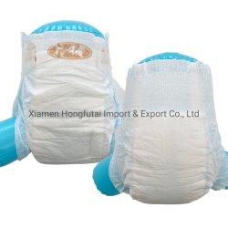 OEM Мягкий высокого поглощения не из дышащего ухода ребенка удобные пеленок Diaper элементов Сделано в Китае