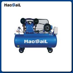 ضاغط هواء يتم تشغيله بحزام مضخة تلقائي المتجر سعة 7.5 لترات بقدرة 5,5 كيلووات/ساعة 180 لترًا