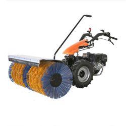 Barrer la nieve 15 CV de potencia de la gasolina de la Máquina barredora de Nieve Nieve caminar camino Sweeper