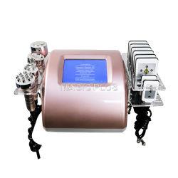 Homologação CE de cavitação equipamento RF / Cavitação RF Laser Lipo Portátil Máquina para Home