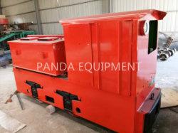 Batería eléctrica de la locomotora minera subterránea