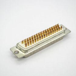 Припаяйте Mechined D-sub 50-контактный разъем для подключения адаптера HDMI SGS RoHS