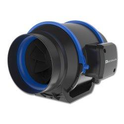 Baixo ruído de circulação de Multivelocidade do tubo em linha o ventilador de exaustão