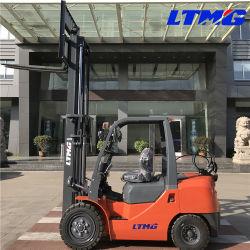 - Garantie 1 an Ltmg GPL-carburant essence chariot élévateur à fourche avec duel
