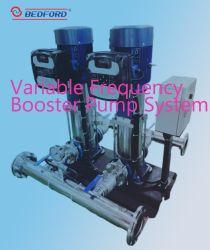 Sistema pompa booster multipla di alimentazione dell'acqua a pressione costante a frequenza variabile