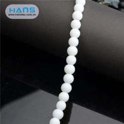 Hans Vente chaude immaculée de 2mm Rondelle perles de cristal