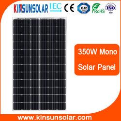 150W 300W 200W 250W PV El módulo de alimentación del sistema de paneles solares mono