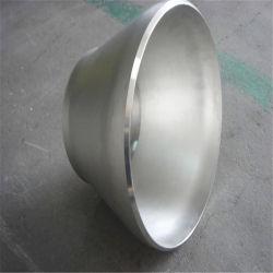 Raboutage soudés en acier inoxydable Raccords de tuyauterie de réducteur