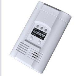 Allarme autonomo senza fili del rivelatore di gas del rivelatore di perdita del gas naturale per l'installazione della Camera
