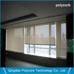 Riscaldamento finestra a riflessione telo a tendina parabrezza tessuto a rete isolamento termico Tessuto