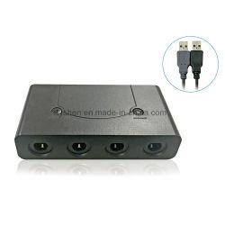 Game Cube adaptador do controlador para o W I I U, USB do PC&Mudar