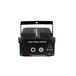 새로운 레이저 라이트 20패턴 레이저 프로젝터 미니 레이저 무대 조명
