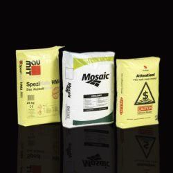 Sac de papier Kraft 80GSM pour 50kg sac de ciment