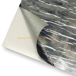 Aluminiumfolie unterstützte Fiberglas für STP/VIP Vakuum Isolierpanel