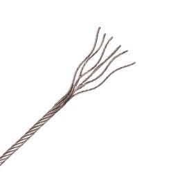 Corde de fils en acier inoxydable 0,3 0,4 0,5 mm Superfine doux sur le fil de ligne de pêche en mer Chef