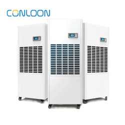 Китай производство Conloon 240L/день промышленных Dehumidifier подвале осушитель воздуха бассейн оборудование