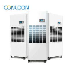 China Fabricación Conloon 240L/día deshumidificador Industrial sótano Piscina Secador de aire Equipos