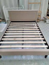 견고한 나무 십대 침대 어린이 침대 나무 싱글 침대 프레임