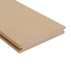 Buitenwand bedekt Anti-UV waterbestendig Terras WPC Board Composite Decking