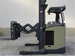1000kg/1500kg/2000kg 3배 돛대 11m 의 12m 두 배는 상승 옆 이동 장치를 가진 전기 범위 트럭을 가위로 자른다