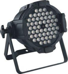 Interiores de alta potencia 54LED RGB 3 en 1 LED PAR puede encender la luz de DJ