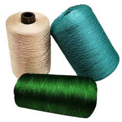 Bon teint en polyester 120d du fil à broder pour le tissage Polyester Thread d'artisanat
