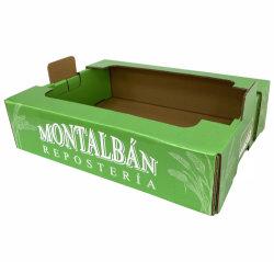 Alimentação de Papel de papelão PDQ caixas de apresentação para o transporte de embalagens Palleting