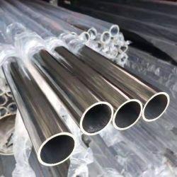 El primer tubo de acero inoxidable de calidad ASTM B 165, 829 B de aleación de níquel Monel 400/K500 Barra redonda/Fabricante de varilla