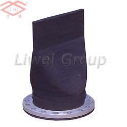 플랜지 고무 플렉시블 체크 밸브(XF-F)