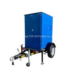 移動式トレーラーのタイプ倍の段階の真空の変圧器の絶縁の油純化器