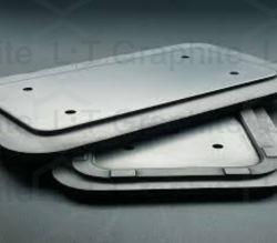 프론트 및 리어 커버 글라스용 핫 벤딩 그래파이트 몰드 휴대폰