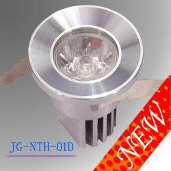 1x1W LED Downlight -1
